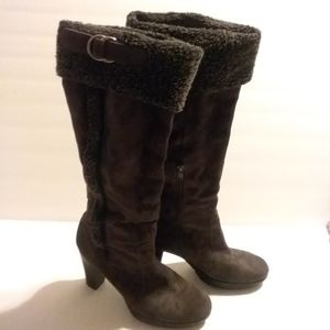 Natralizer tall boots